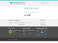 ProductDeal.nl - De beste producten met grote kortingen!