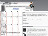 PS3 Nieuws Cheats Reviews Downloads trailers
