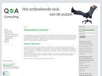 Qaconsulting.nl - My CMS – Just another WordPress site