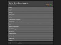 QwiQ - de snelle startpagina