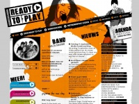 R2p.nl - Readytoplay Bandcoaching: READY TO PLAY