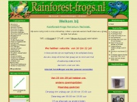 rainforest-frogs.nl