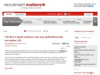recruitmentmatters.nl