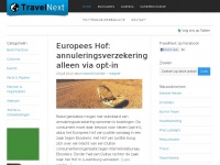 TravelNext - Hét platform voor digitale marketing in de reis- en gastvrijheidsbranche