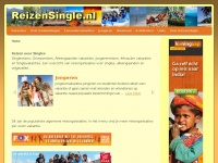 reizensingle.nl