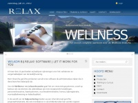 Welkom bij RelaX! Software | IT Equipped to RelaX!