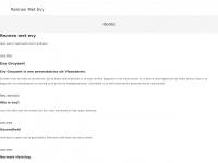Rennenmetevy.nl - Rennen met Evy