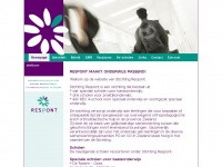 Stichting Respont  - Stichting Respont