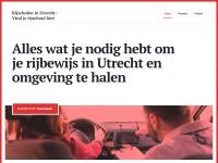 Regio Utrecht - Rijscholen, bedrijven & meer
