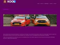 Rijschool-kool.nl - Startpagina - Rijschool Kool