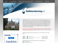 balkberekening.nl