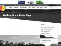 """Welkom bij Voetbalvereniging """"Rolder Boys"""" - Rolder Boys"""