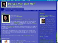 Ronald van den Hoff | founding father of Society 3.0