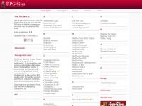 RpgSites.nl ~ Het overzicht van meer dan 120 Nederlandse Rpg Sites