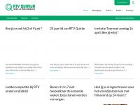 RTV Quirijn | Welkom