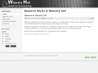 Wizardryhall.com - Research Works @ Wizardry Hall