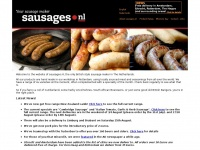 Welcome to sausages.nl