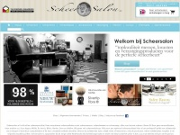 Scheersalon.nl - Scheersalon - Dé Scheerwinkel van Nederland en België