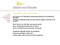 Schoolvoorfilosofie.nl - Welkom bij de School voor Filosofie - School voor Filosofie