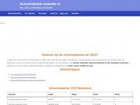 schoolvakantie-kalender.nl
