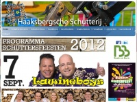 Home Page Variant 1 | Schutterij.nl