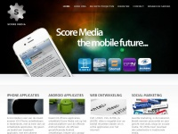 Score Media - Mobile & Web Experts | App Ontwikkeling