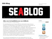 Search Engine Advertising weblog - SEA Blog