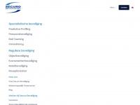 Securobeveiliging.nl - Securo Beveiliging - Alles van waarde in vertrouwde handen
