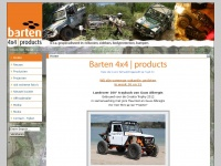 barten4x4products.nl