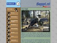 Seppl.nl - Over Seppl - Entlebucher Sennenhond Seppl