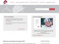 Sfu-online.nl - Stichting Fonds Uitzendbranche