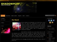 Shadowplay.nl - Classic Rock Coverband Shadowplay