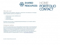 Sharedresources.nl - Shared Resources | Shared Resources