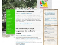 Shawanos.nl - Home - Scoutinggroep Shawano's Lisse
