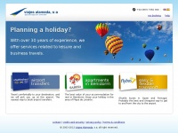 Shuttledirect.nl - Viajes Alameda. Wholesale and retail travel agent for business and leisure travelers.