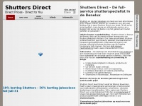 shuttersdirect.nl