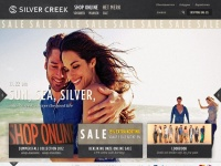 Silvercreek.nl - Silvercreek | Inspired by a history, created for today | Silvercreek