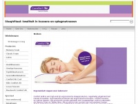 SlaapVitaal: kwaliteit in kussens en oplegmatrassen