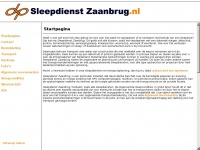 Sleepdienstzaanbrug.nl