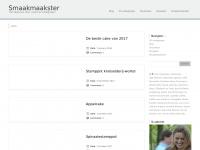 Smaakmaakster | Een blog over eten, reizen en uitdagingen