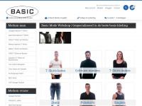 Basicmode.nl - Basic Mode Webshop   Gespecialiseerd in de beste basis kleding.