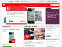 Vodafone: de beste sim only en toestel deals - supersnel 4G internet