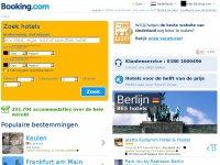 booking.com personen zoek real