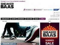 Sneakerbaas.nl - Sneakers online - air max, jordan, nike, puma, new balance you name it!