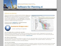 software-for-planning.nl