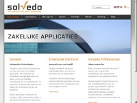 Solvedo.nl - Solvedo Software | Java developers | mobiele en web-applicaties | Hilversum