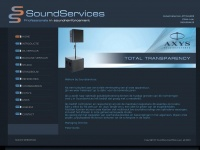 Soundservices.nl - Sound Services Etten-Leur