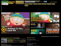 South Park Studios Netherlands | Kenny, Cartman, Stan & Kyle | Watch Full Episodes, Clips & More