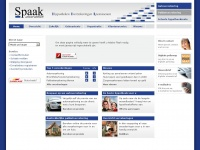 Spaakassurantien.nl - Spaak Assurantiën in Groningen   Verzekeringen, hypotheek en pensioen