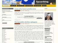 Spaarblog.nl - Spaarblog - sparen en andere geldzaken